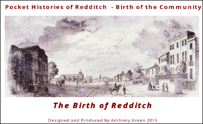 Redditch is Born